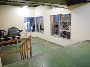 焙じ茶工場