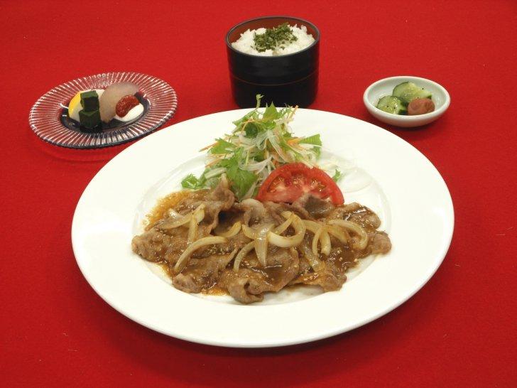 黒豚ロース肉の生姜焼きDSCN2158-xs
