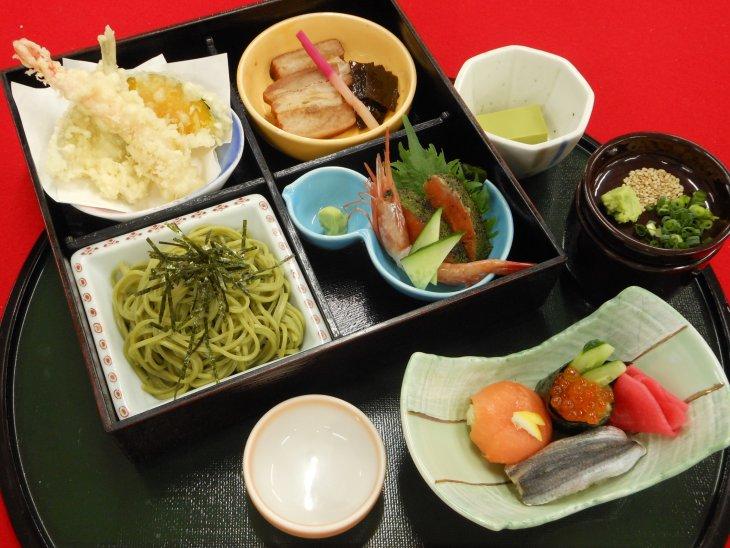 2019年初春「春の味覚膳」1400円-s