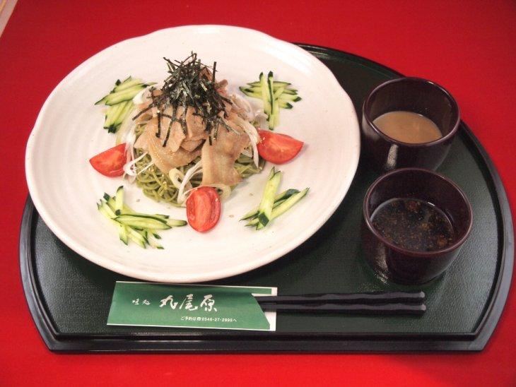 盛り肉蕎麦1380円-s
